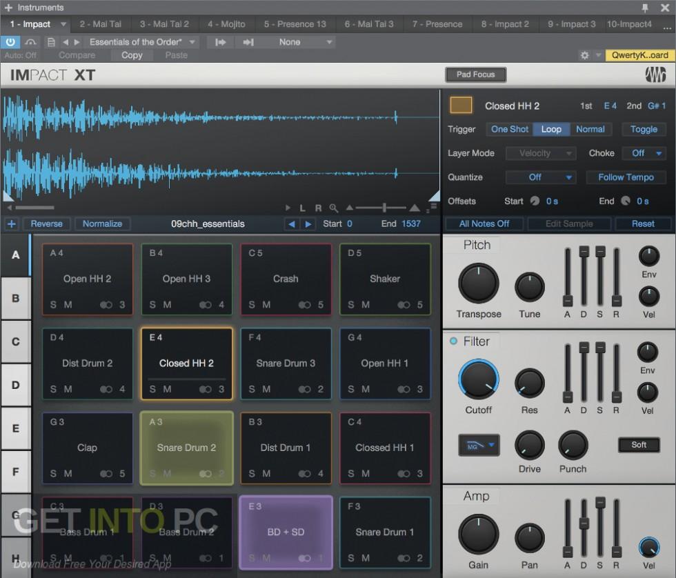 Presonus studio one 4 free download mac download