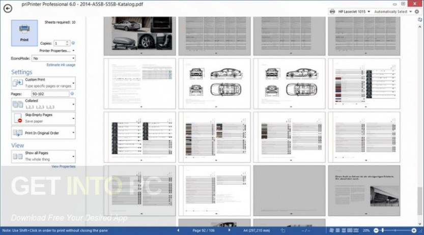 priPrinter Professional 6.4.0.2446 Direct Link Download