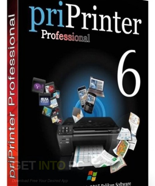 priPrinter Professional 6.4.0.2446 Free Download