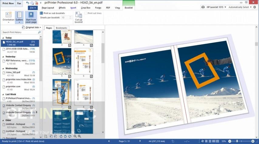 priPrinter Professional 6.4.0.2446 Offline Installer Download