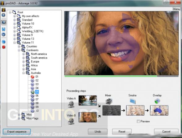 proDAD Adorage 3.0.117.2 + Effect Library 1-13 Direct Link Download
