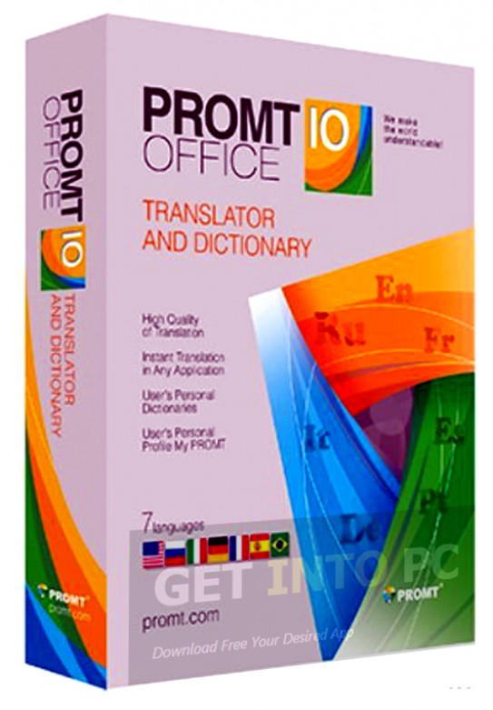 PROMT Office 10 Free Download