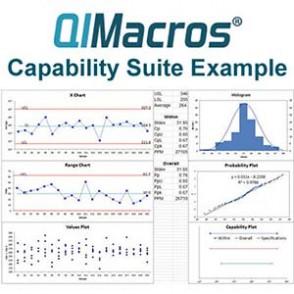 QI Macros 2018 Free Download