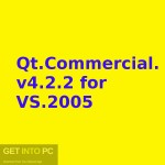 Qt.Commercial.v4.2.2 for VS.2005 Free Download