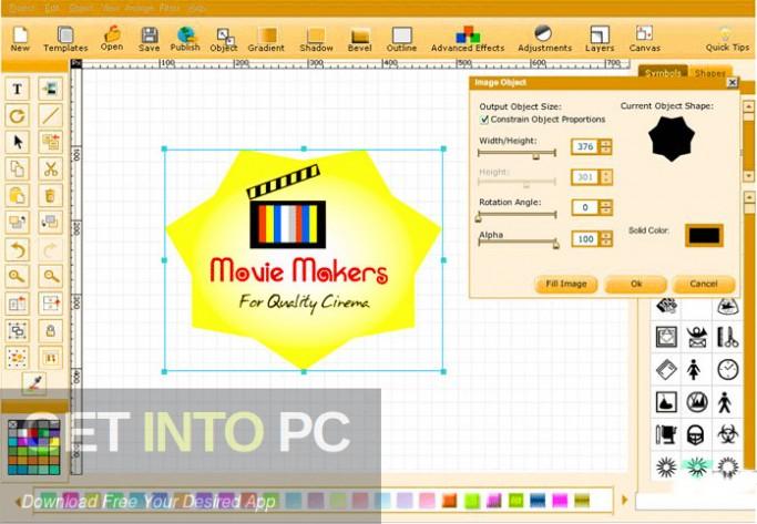 Quick Logo Designer Direct Link Download-GetintoPC.com