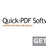 Quick-PDF PDF To Word Converter Free Download