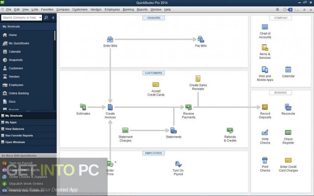 Quickbooks Pro 2013 Latest Version Download-GetintoPC.com
