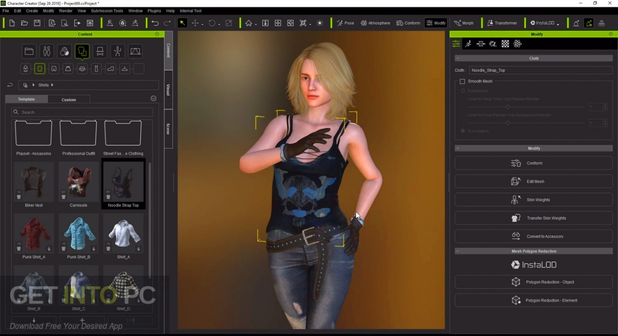 Reallusion Character Creator 2020 Direct Link Download
