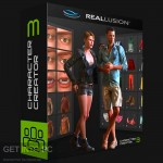 Reallusion Character Creator 2020 Free Download