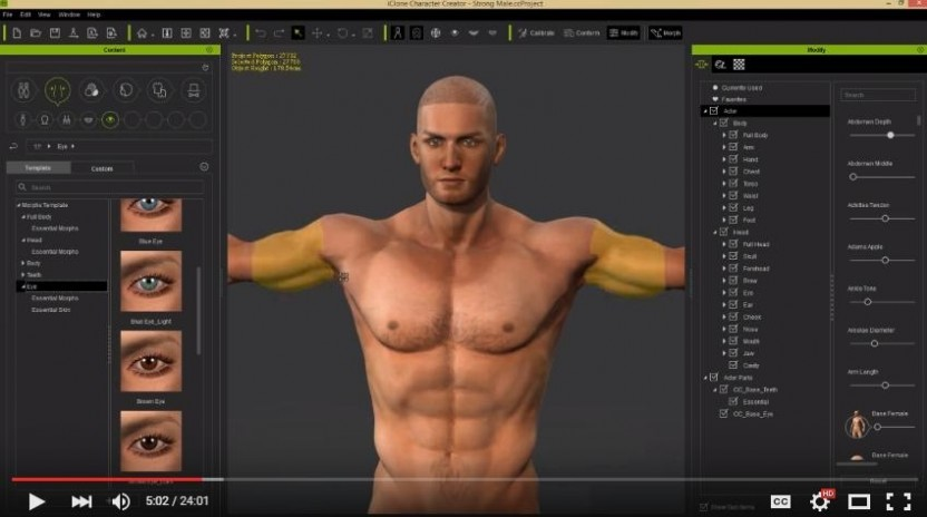 Reallusion iClone Character Creator With Content Pack Dierct Link Download