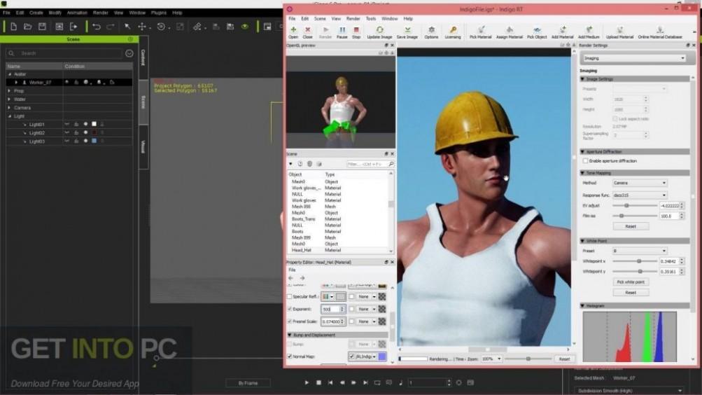Reallusion iClone Pro 6.5 Offline Installer Download-GetintoPC.com