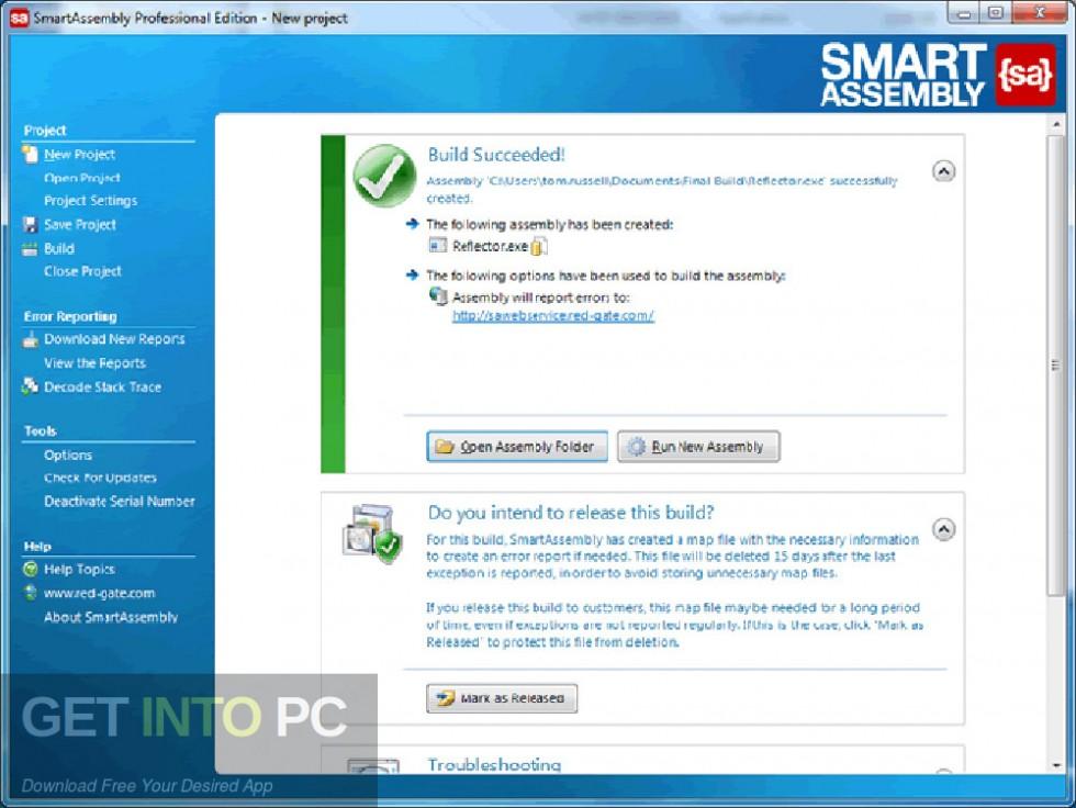 Red Gate SmartAssembly Professional 2020 Offline Installer Download