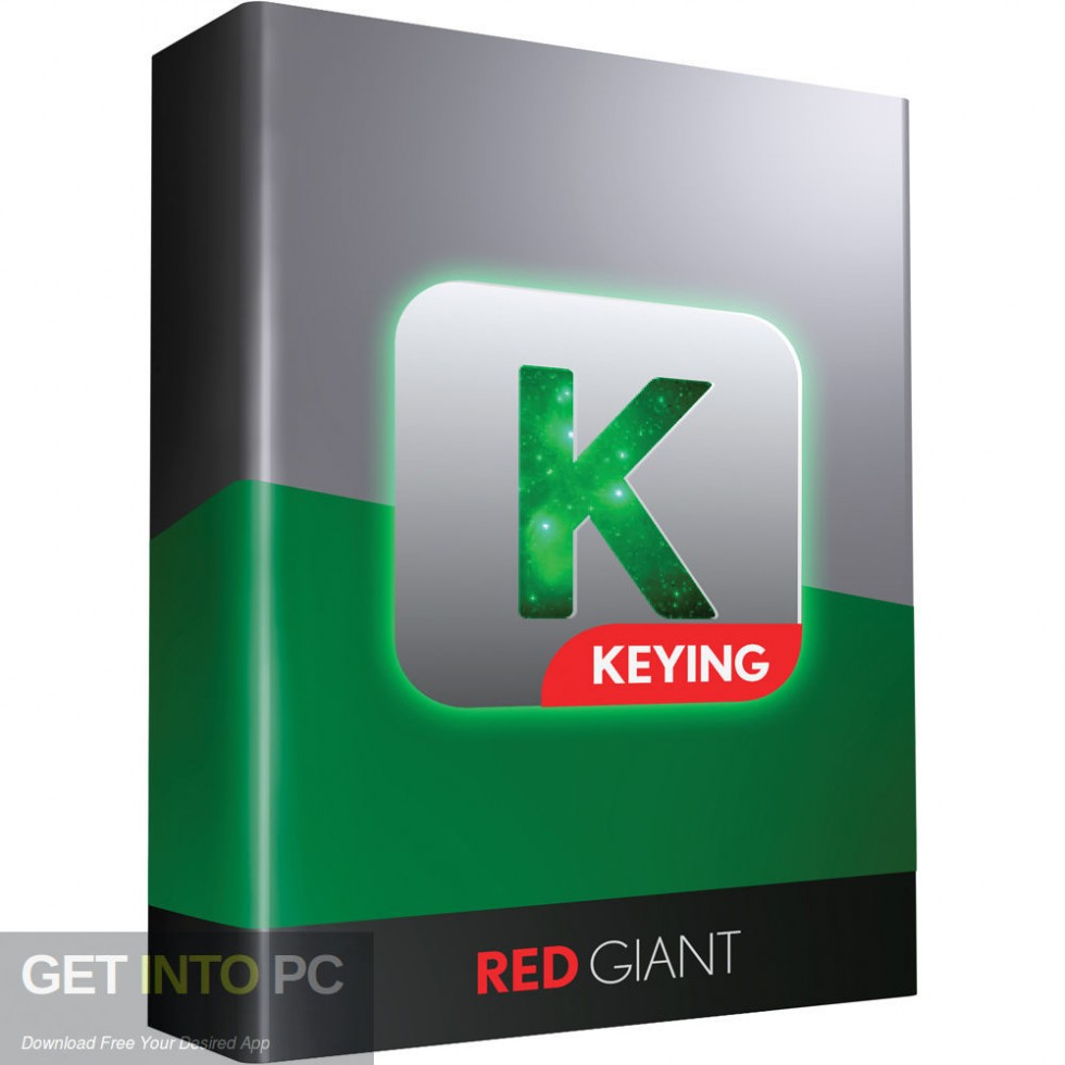 Red Giant Keying Suite Free Download-GetintoPC.com