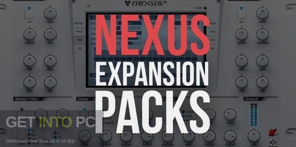 ReFX Nexus House Vol 1 Expansion Pack Free Download-GetintoPC.com