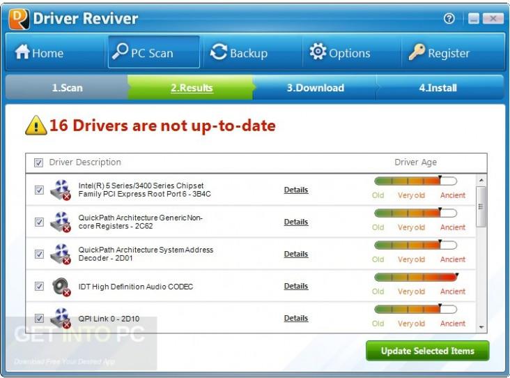 ReviverSoft Driver Reviver 5.25.6.2 Latest Version Download