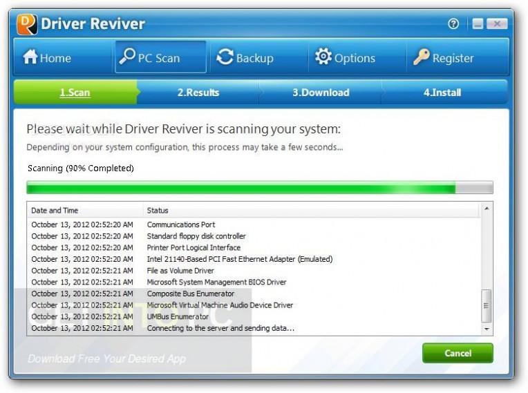 ReviverSoft Driver Reviver 5.25.6.2 Offline Installer Download