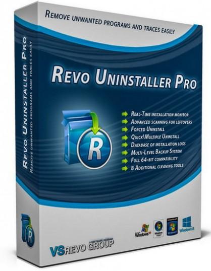 Revo Uninstaller Pro 3.1.7 Multi language Free Download