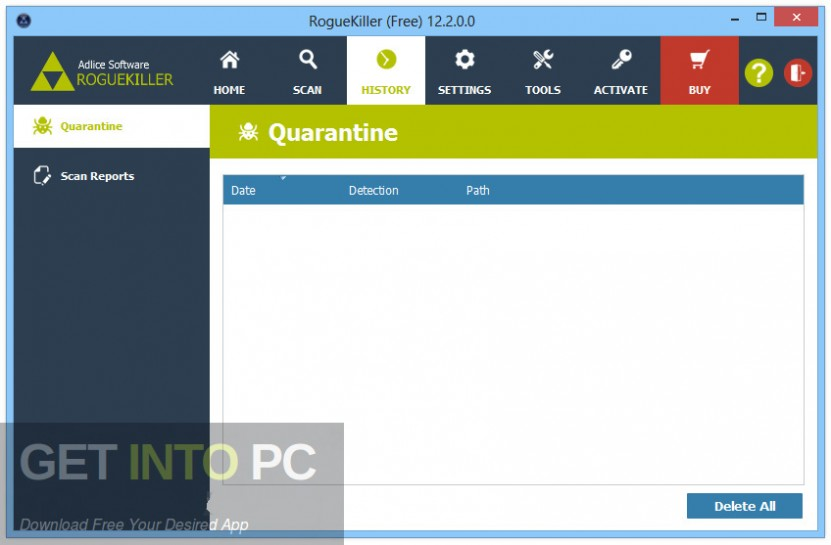 RogueKiller Antivirus Antimalware 12.3.6.0 Direct Link Download-GetintoPC.com