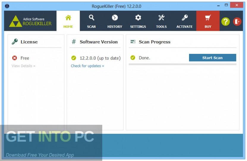 RogueKiller Antivirus Antimalware 12.3.6.0 Offline Installer Download-GetintoPC.com