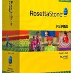 Rosetta Stone Filipino With Audio Companion Free Download