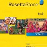 Rosetta Stone Hindi with Audio Companion Free Download