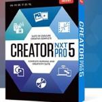 Roxio Creator NXT Pro 5 Free Download