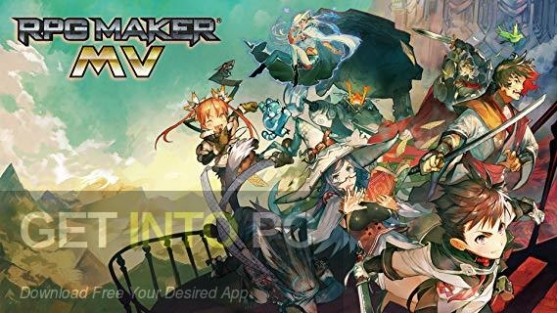 RPG Maker MV v1.61 Free Download-GetintoPC.com