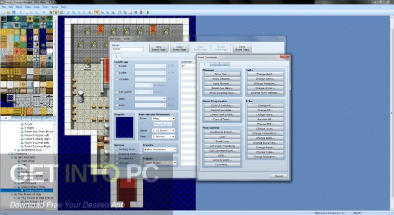 RPG Maker MV v1.61 Offline Installer Download-GetintoPC.com