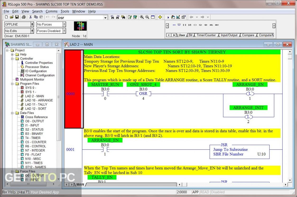 RSLogix 500 Latest Version Download-GetintoPC.com