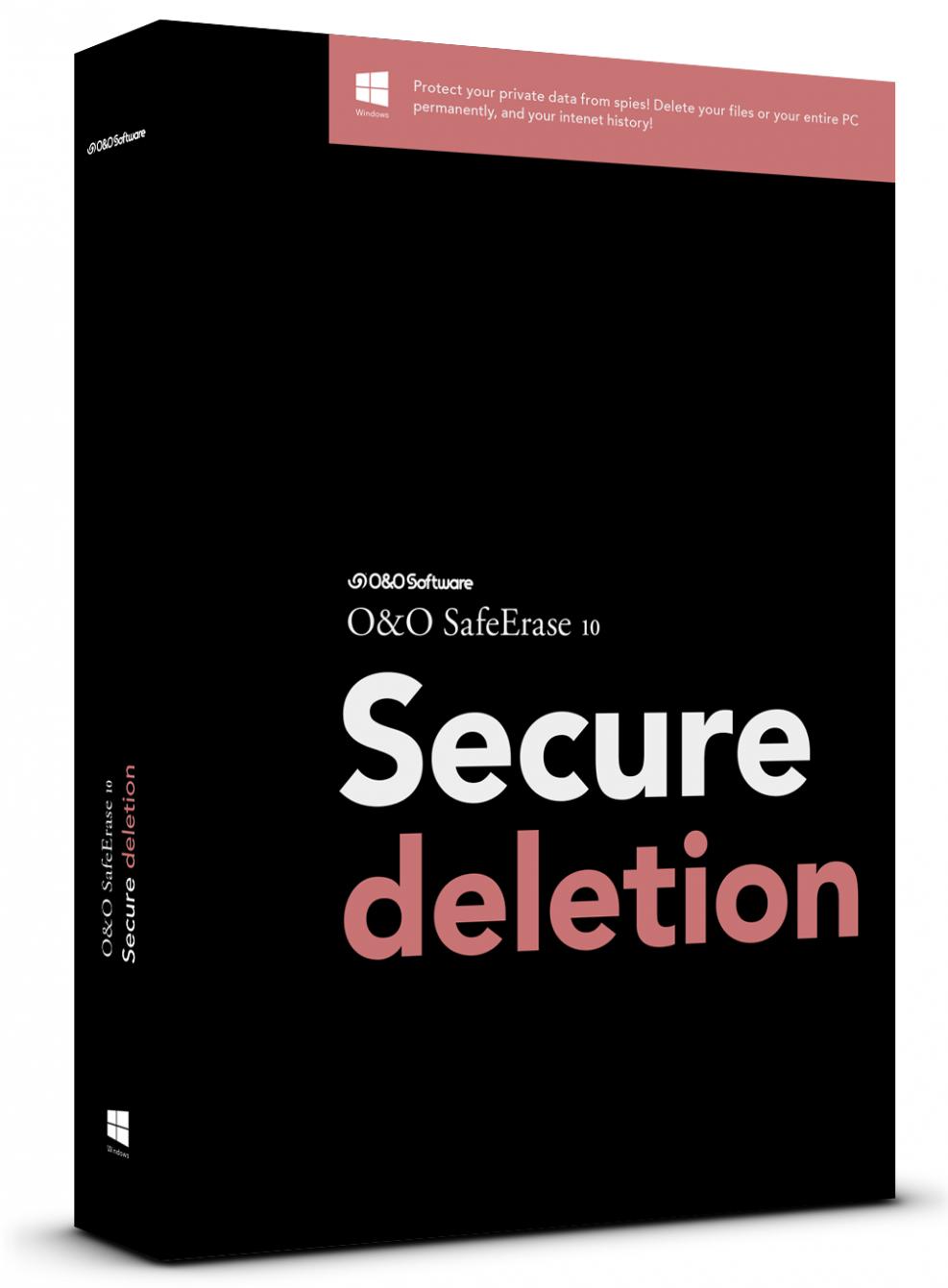 SafeErase Professional 8.10 Build 254 Free Download