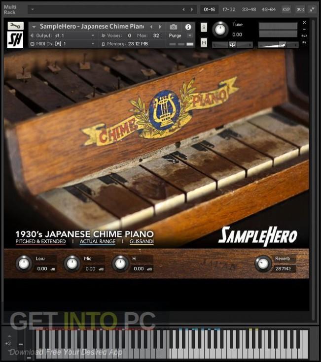 SampleHero EVOQUE Vocal Synth KONTAKT Library Direct Link Download-GetintoPC.com