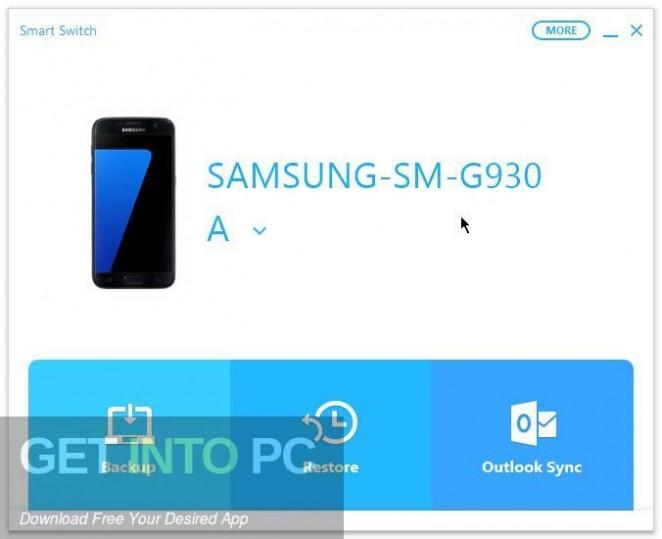 Samsung Smart Switch Offline Installer Download-GetintoPC.com