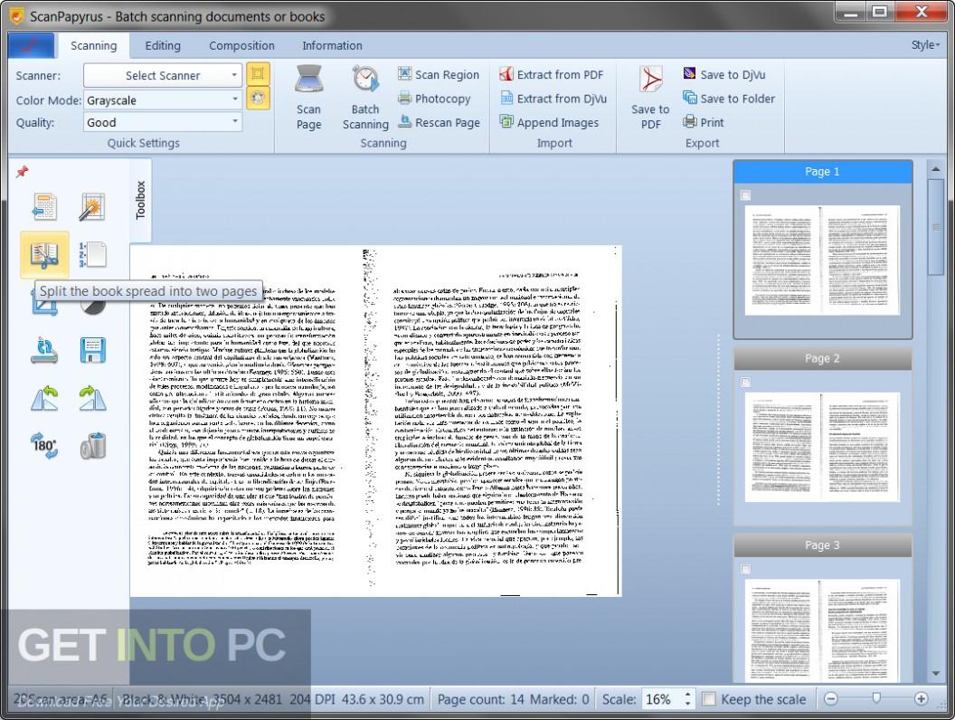 ScanPapyrus Latest Version Download-GetintoPC.com