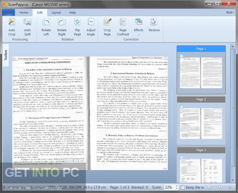 ScanPapyrus Offline Installer Download-GetintoPC.com