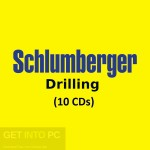 Schlumberger Drilling 10 CDs Complete Setup Free Download