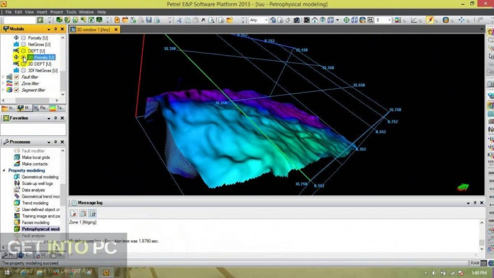 Schlumberger Petrel 2015 Direct Link Download-GetintoPC.com