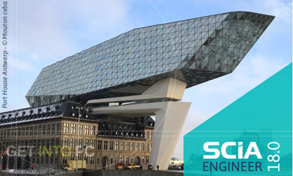 Scia Engineer 2018 Free Download-GetintoPC.com