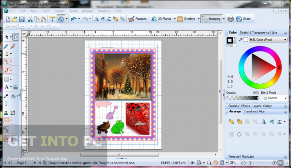 Serif DrawPlus X6 ISO Download For Free