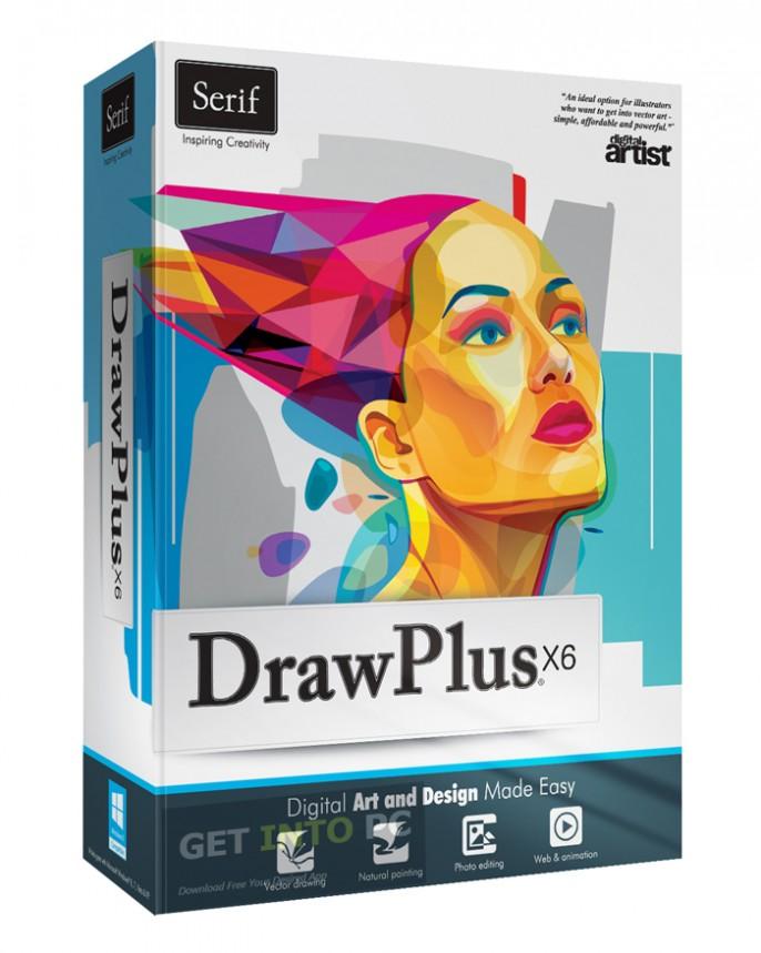 Serif DrawPlus X6 ISO Free Download