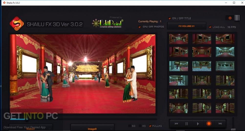 Shailu FX 3D Effect Latest Version Download-GetintoPC.com