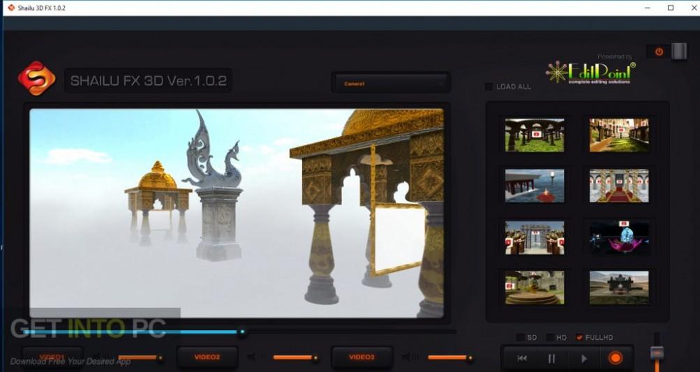 Shailu FX 3D Effect Offline Installer Download-GetintoPC.com