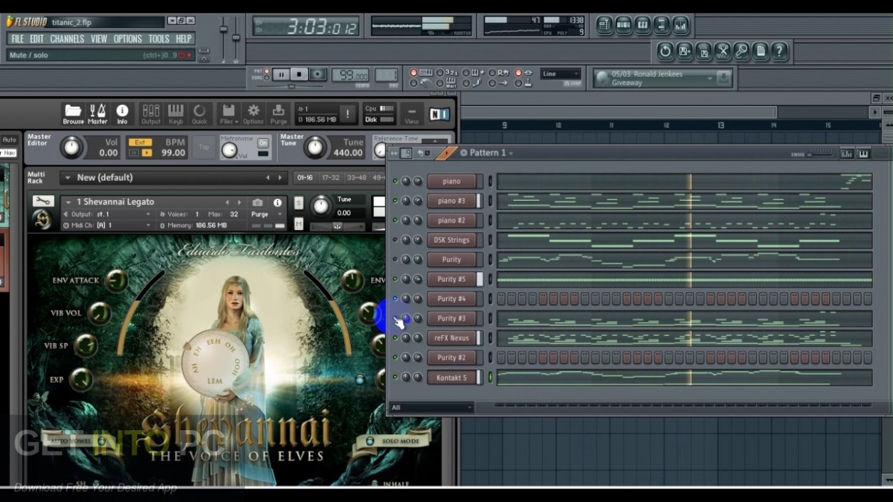 Shevannai the Voices of Elves KONTAKT Library Direct Link Download-GetintoPC.com