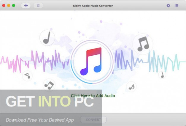 Sidify Apple Music Converter for Mac Offline Installer Download-GetintoPC.com