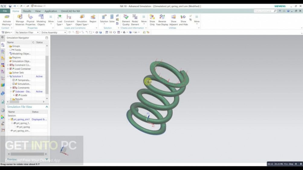 Siemens NX Nastran 12 Direct Link Download