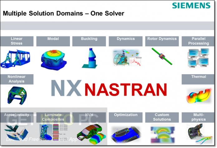 Siemens NX Nastran 12 Free Download