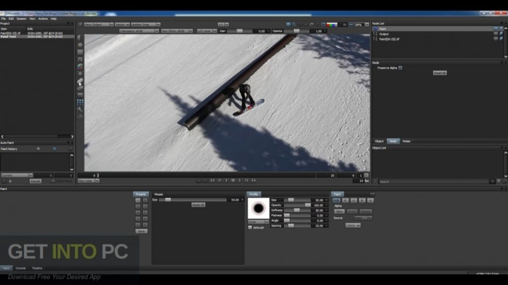 Silhouette FX Latest Version Download-GetintoPC.com