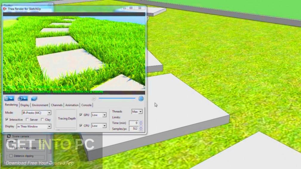Skatter Plugin for Sketchup Direct Link Download-GetintoPC.com