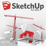 SketchUp Pro 2015 Free Download