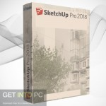 SketchUp Pro 2018 for MacOS Free Download