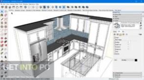 SketchUp Pro 2020 Free Download-GetintoPC.com